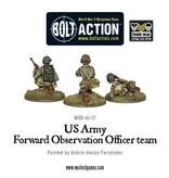 Warlord Games US Army Forward Observer Officers (FOO)