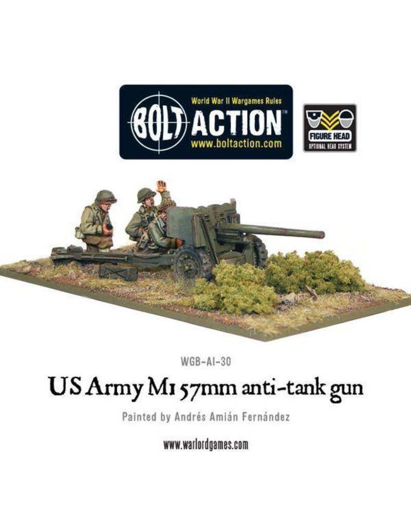 Warlord Games US Army 57mm Anti-Tank Team