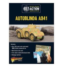 Warlord Games Autoblinda AB41 Armoured Car
