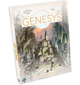 Fantasy Flight Games Genesys: Core Rulebook