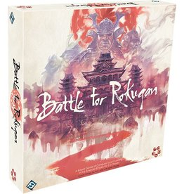 Fantasy Flight Games Battle For Rokugan