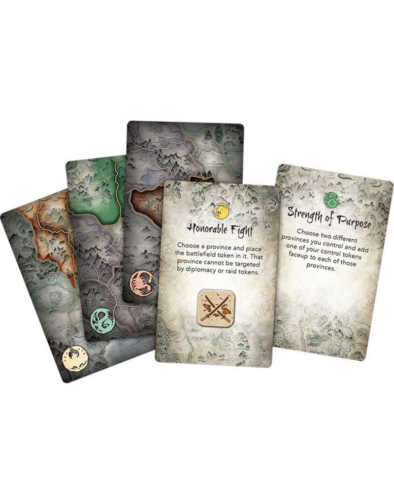 Fantasy Flight Games Legend Of The Five Rings: Battle For Rokugan