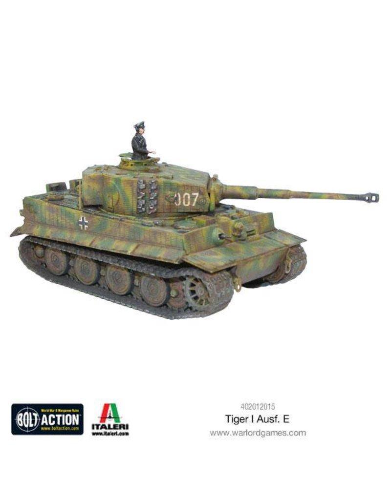 Warlord Games German Tiger I Ausf. E Tank