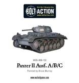 Warlord Games German Panzer II Ausf. A/B/C Tank