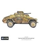 Warlord Games German Sd.kfz. 222 Armoured Car