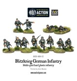 Warlord Games Blitzkrieg! German Infantry