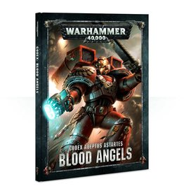 Games Workshop Codex: Blood Angels (HB)
