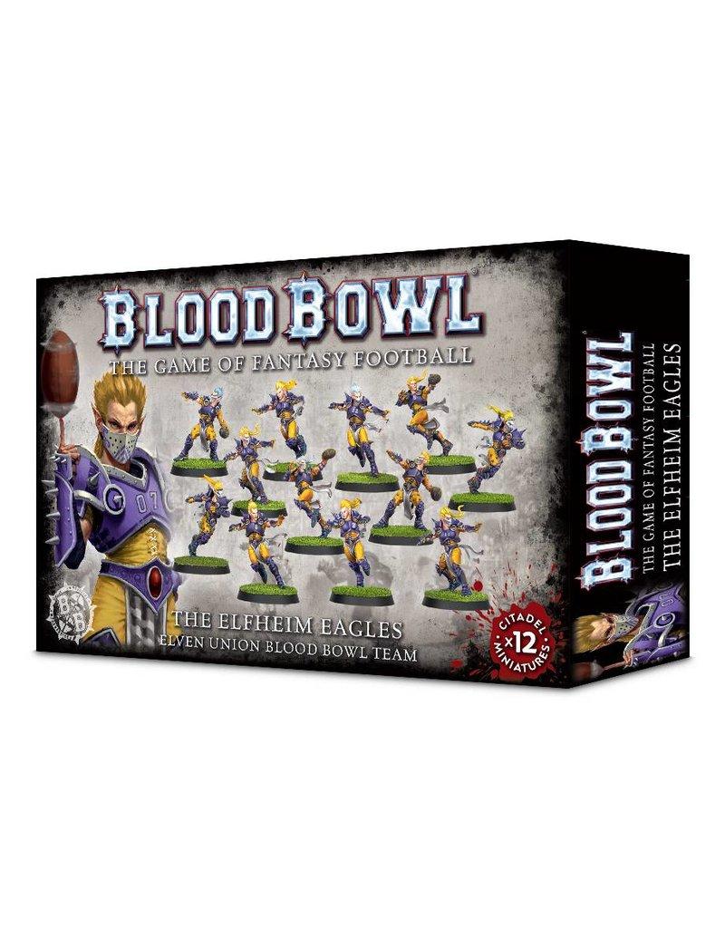 Games Workshop Elfheim Eagles Blood Bowl Team