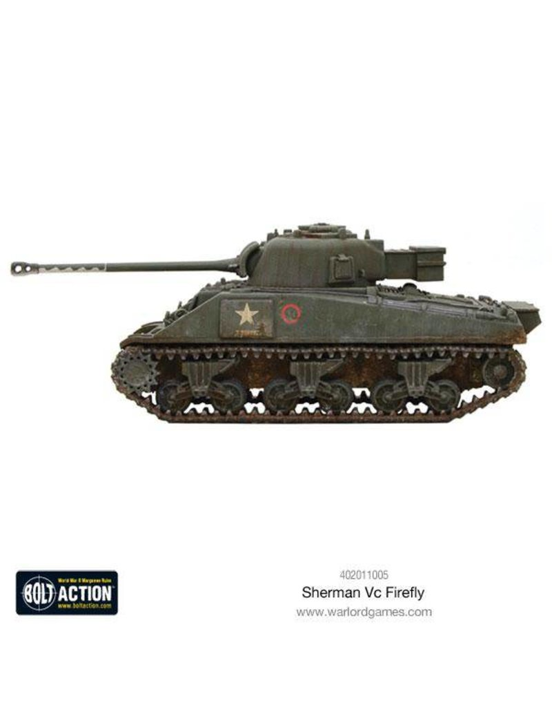 Warlord Games British Sherman Firefly Vc Medium Tank