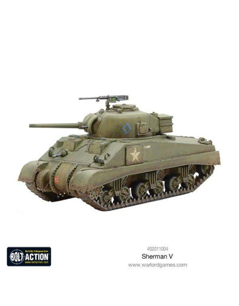 Warlord Games British Sherman V Medium Tank