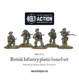 Warlord Games British Infantry