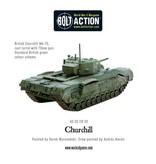 Warlord Games British Churchill Troop