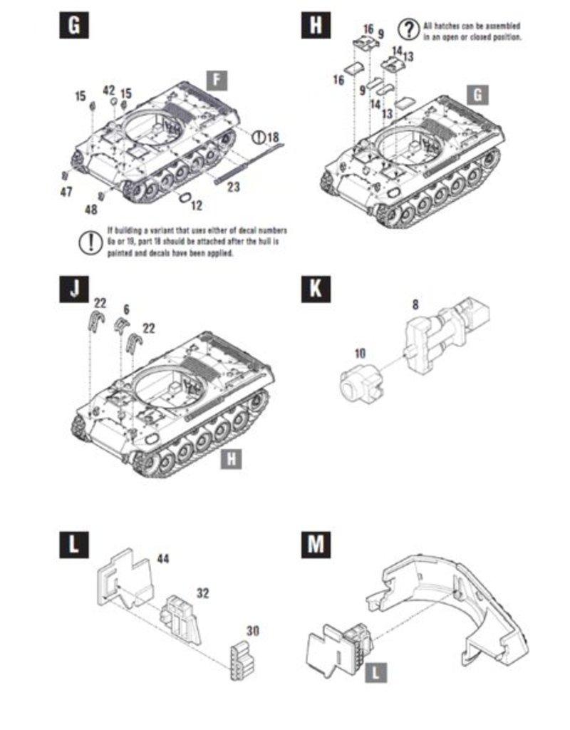 Warlord Games US Army M18 Hellcat Tank