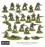 "Warlord Games Bolt Action 2 Player Starter Set ""Band of Brothers"""