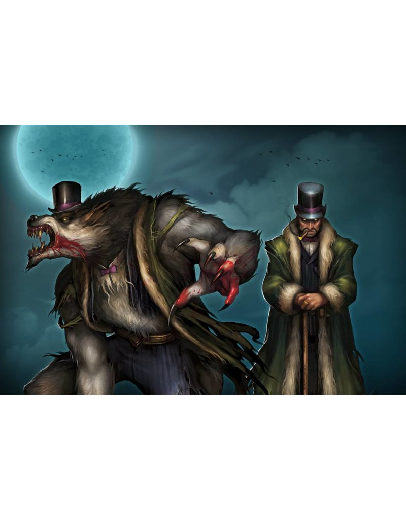 Wyrd Arcanists The Beast Within & Ferdinand Vogel Box Set 2nd Edition