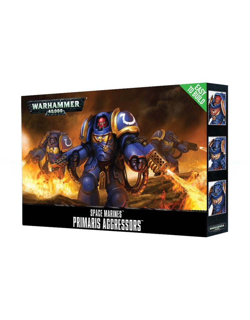 Games Workshop ETB Primaris Aggressors