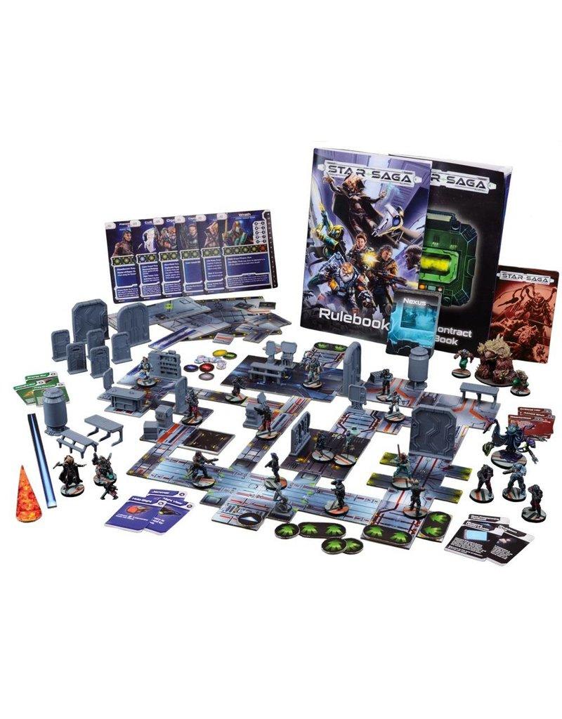 Mantic Games Star Saga: The Eiras Contract Core Set