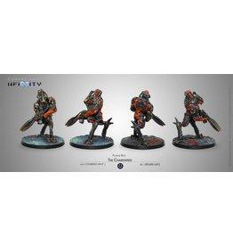 Corvus Belli The Charontids (Plasma Rifle)