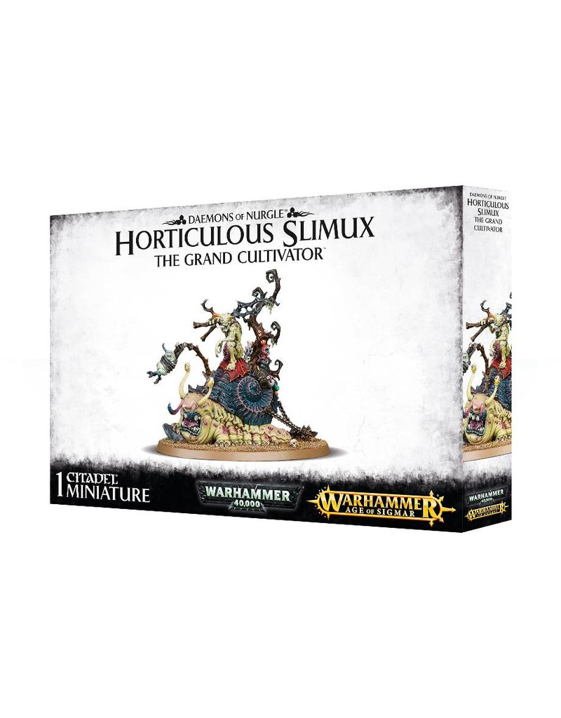 Games Workshop Nurgle Horticulous Slimux