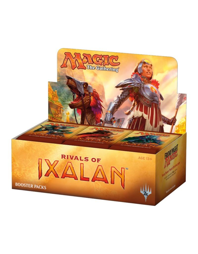 Wizards of the Coast MTG: Rivals of Ixalan Booster Display