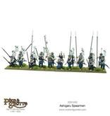 Warlord Games Feudal Japanese Ashigaru Yari Spearmen