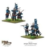 Warlord Games Feudal Japanese Ashigaru Missile Troops
