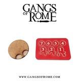 War Banner Gangs Of Rome Fighter Secundus