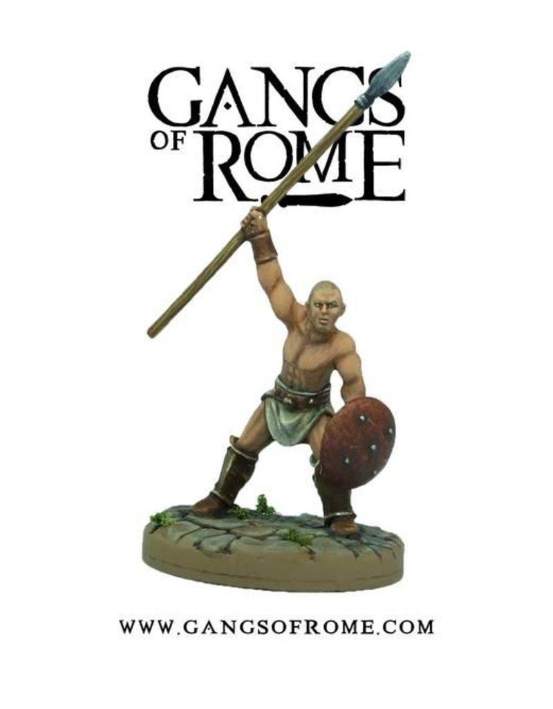 War Banner Gangs Of Rome Fighter Quartus