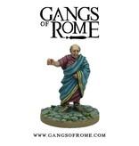 War Banner Gangs Of Rome Primus Dominus