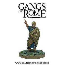 War Banner Tertius Dominus
