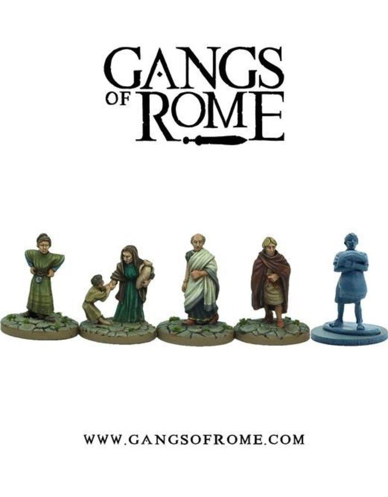 War Banner Gangs Of Rome Mob Secundus