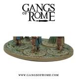 War Banner Gangs Of Rome Mob Tertius
