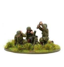 Warlord Games US Airborne Medium Mortar team (1944-45)