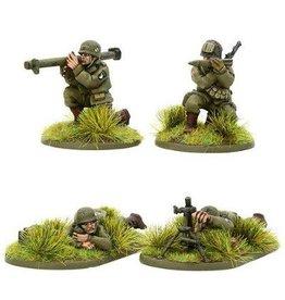 Warlord Games US Airborne Bazooka & Light Mortar teams (1944-45)