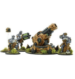 Warlord Games Heavy support with Mag Mortar
