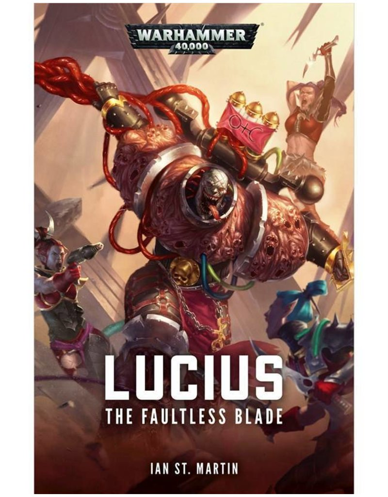 Games Workshop Lucius The Faultless Blade (SB)