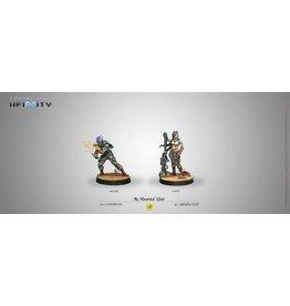 Corvus Belli Al Hawwa' Unit (hacker / Sniper)