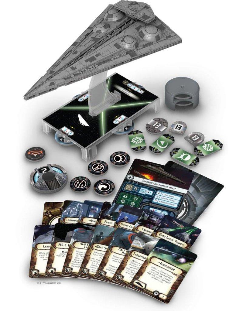 Fantasy Flight Games Star Wars Armada: Interdictor Expansion Pack