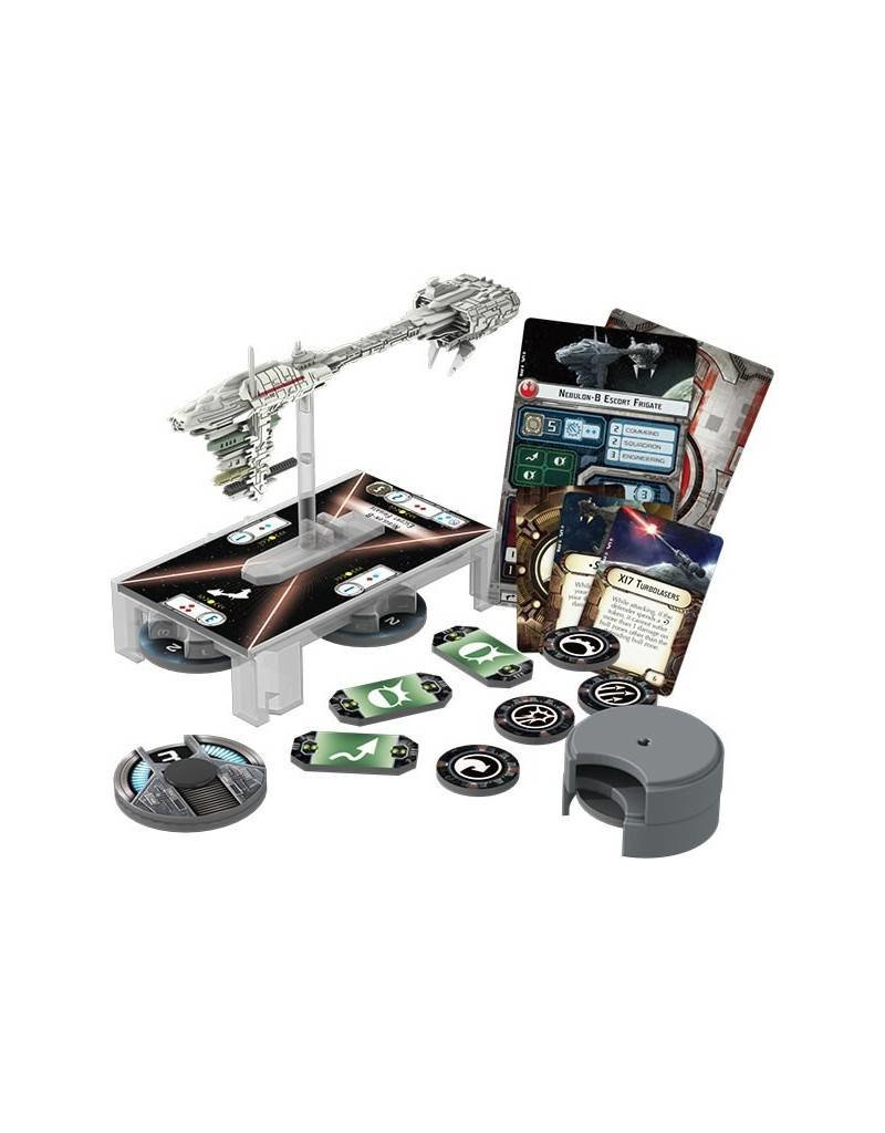 Fantasy Flight Games Star Wars Armada: Nebulon-B Frigate Expansion Pack