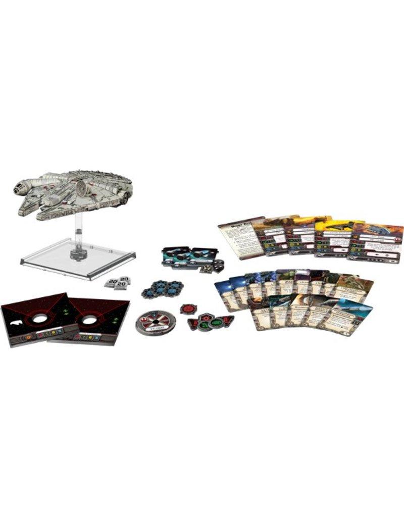 Fantasy Flight Games Star Wars X-Wing: Millennium Falcon Expansion Pack 1.0