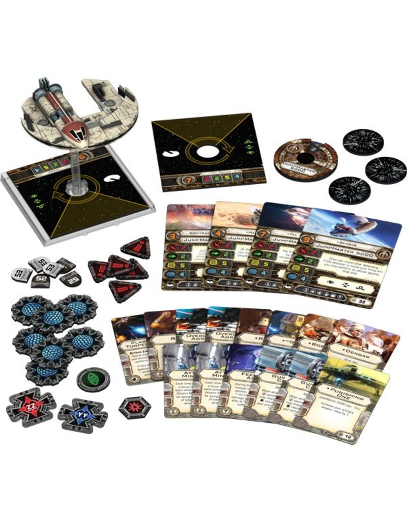 Fantasy Flight Games Star Wars X-Wing: Punishing One Expansion Pack (1st Edition)