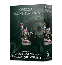Games Workshop Malign Portents Snazzgar Stinkmullett