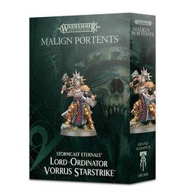 Games Workshop Malign Portents Lord-Ordinator Vorrus Starstrike
