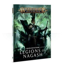 Games Workshop Legions Of Nagash (HB)
