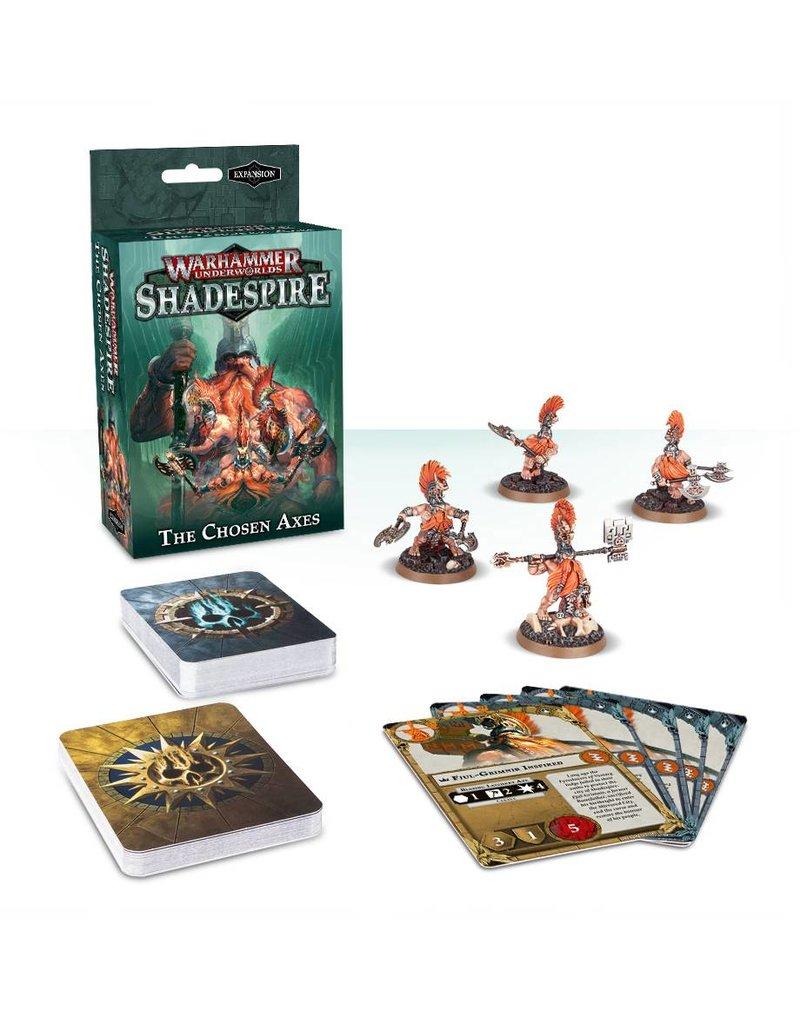 Games Workshop Warhammer Underworlds: The Chosen Axes (EN)