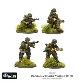 Warlord Games US Airborne with captured weapons (1944-45)