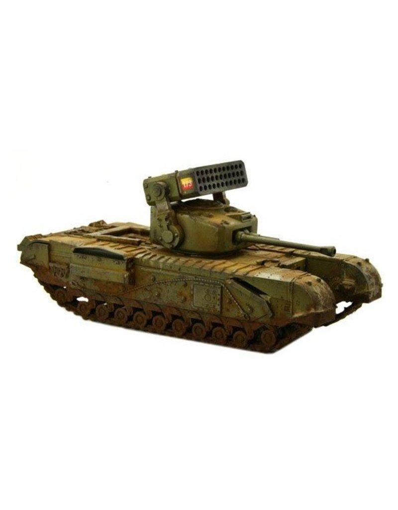 Warlord Games British Churchill Meteor Tank