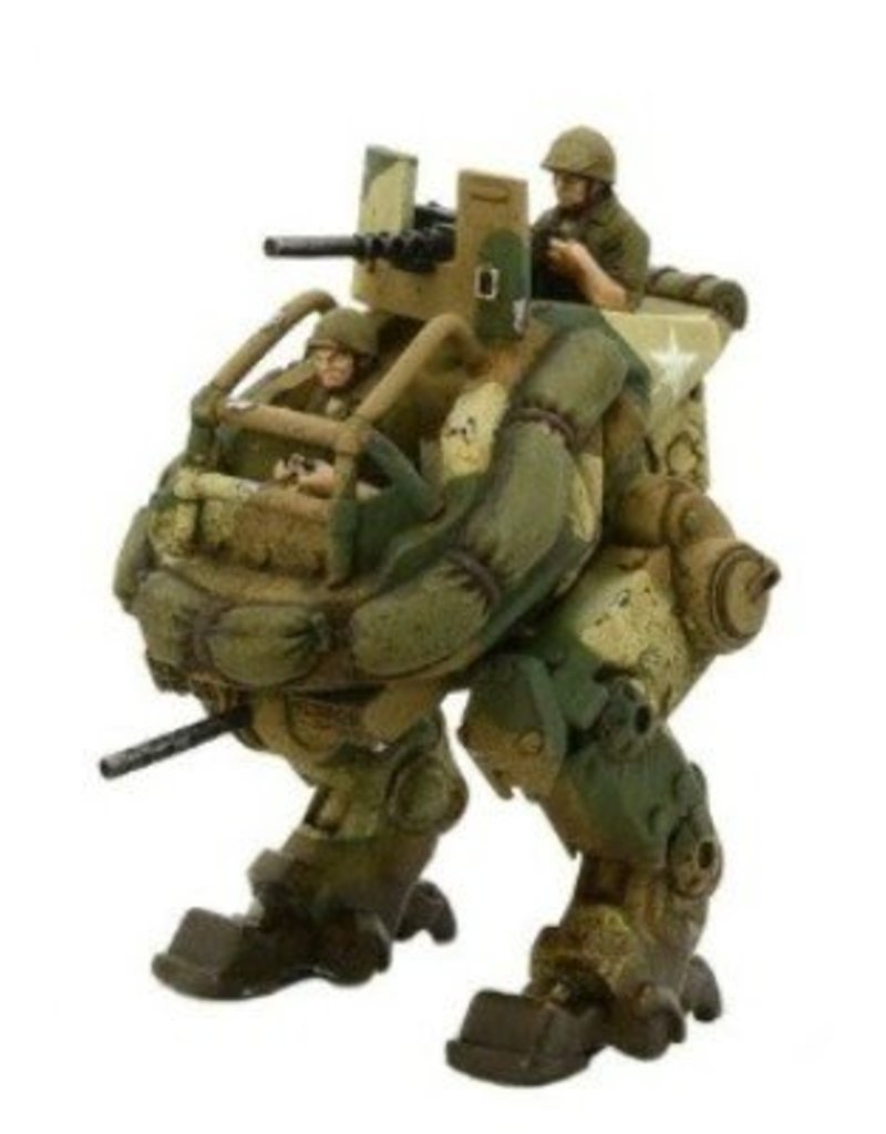 Warlord Games US Army M3A2 Pondskater scout walker