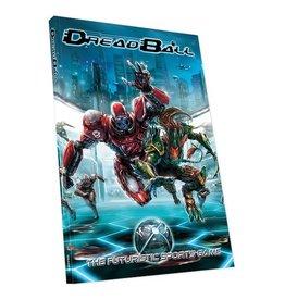 Mantic Games DreadBall 2 Collector's Edition Rulebook
