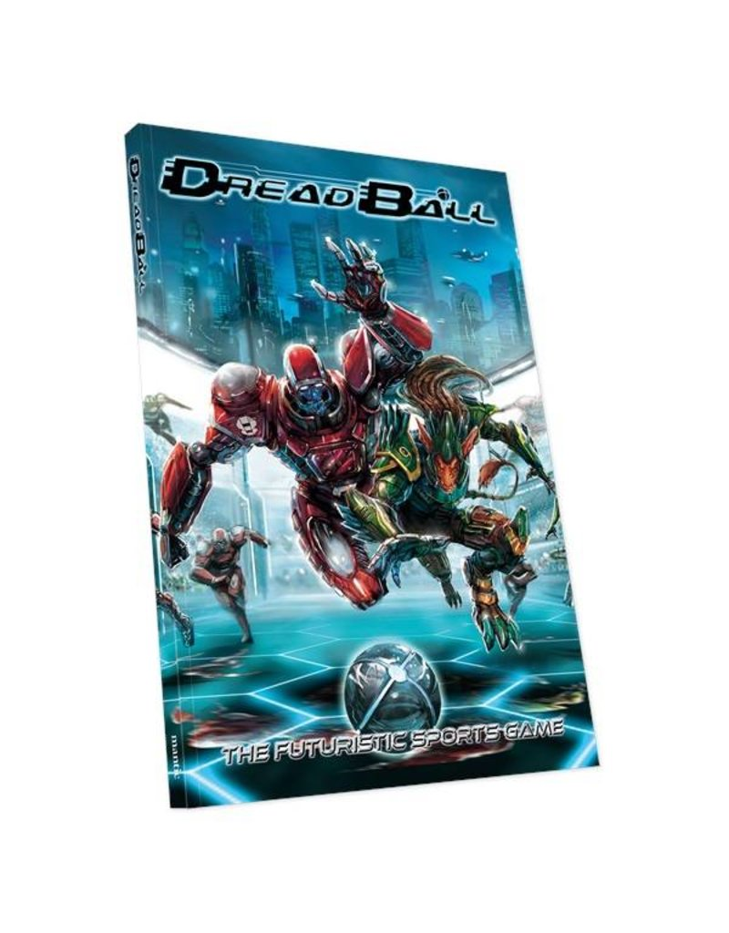 Mantic Games DreadBall 2nd Edition Collector's Edition Rulebook